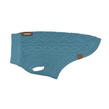 RC Pets Cable Dog Sweater - Dark Teal