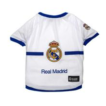 Real Madrid Dog T-Shirt