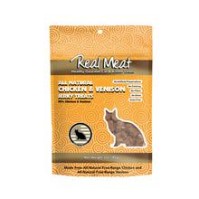 Real Meat Jerky Cat Treat - Chicken & Venison