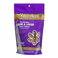 Real Meat Lamb & Liver Bitz Jerky Dog Treats