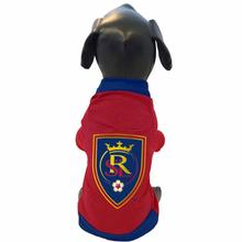 Real Salt Lake Athletic Mesh Dog Jersey
