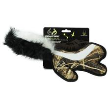 RealTree Camo Tough Dog Toy - Skunk