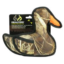 RealTree Camo Tough Dog Toy - Duck