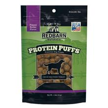 Redbarn Protein Puffs Dog Treat - Peanut Butter