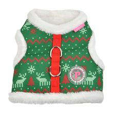Noelle Pinka Dog Harness by Pinkaholic - Green