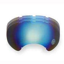 Rex Specs Blue Revo Mirror Dog Replacement Lenses