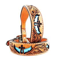 Rising Faith Dog Collar by MadCow