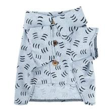 Trois Pont Chambray Dog Shirt by Dog Threads