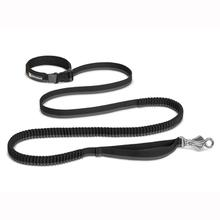 Roamer Running Dog Leash by RuffWear - Obsidian Black