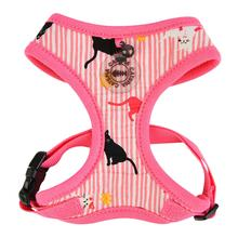Faye Basic Style Cat Harness by Catspia - Pink