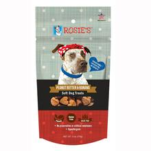 Rosie's Peanut Butter & Banana Soft Dog Treats