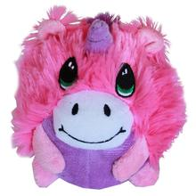 Roundimal Squeaky Dog Toy - Unicorn