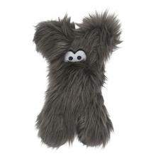 Rowdies Darby Dog Toy by West Paw - Pewter