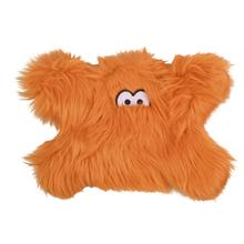 Rowdies Froid Dog Toy by West Paw - Orange