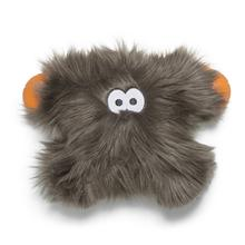 Rowdies Fergus Dog Toy by West Paw - Pewter
