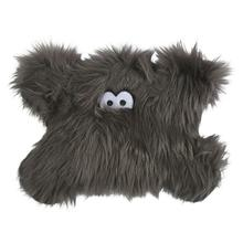 Rowdies Froid Dog Toy by West Paw - Pewter