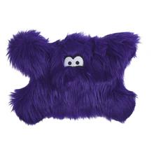 Rowdies Froid Dog Toy by West Paw - Purple