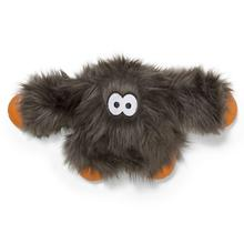 Rowdies Jefferson Dog Toy by West Paw - Pewter