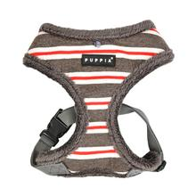 Rowdy Dog Harness by Puppia - Dark Gray