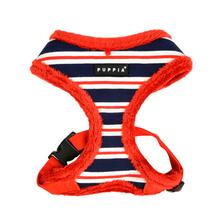 Rowdy Dog Harness by Puppia - Red