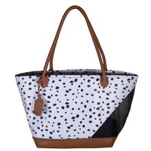 R&R Tote Bag Pet Carrier - Dalmatian
