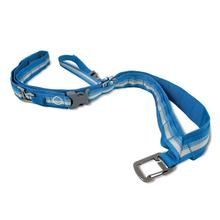 Kurgo RSG Sling Thing Hands Free Human Harness - Coastal Blue/Charcoal Grey