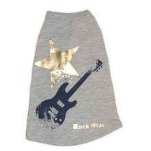 Rock Star Dog Shirt by Ruffluv NYC