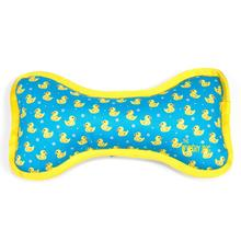 Rubber Duck Bone Dog Toy