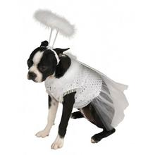 Rubie's Angel Dress Dog Costume