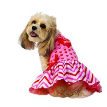 Rubies Valentine's Day Sweetheart Dog Dress