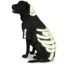 Rubies Big Dog Glow In The Dark Skeleton Dog Costume