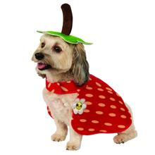 Rubies Strawberry Dog Costume