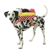 Rubies Banana Split Ice Cream Sunday Dog Costume