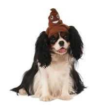 Rubie's Poop Emoji Pet Hat Dog Costume