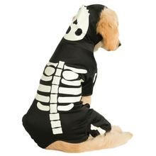 Rubies Glow In The Dark Skeleton Dog Costume