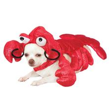Rubies Mr. Claws Lobster Dog Costume