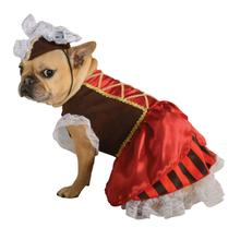 Rubie's Pirate Girl Halloween Dog Costume