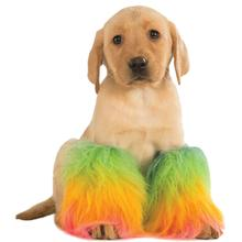 Rubies Rainbow Fluffies Dog Costume