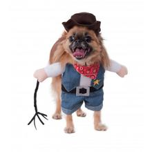 Rubies Walking Cowboy Dog Costume