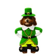 Rubies Walking Leprechaun Dog Costume