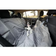 Dirtbag Seat Cover by RuffWear - Granite Gray