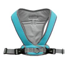 Rugged Mesh Snap n Go Dog Harness by My Canine Kids - Turquoise
