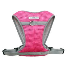 Rugged Mesh Snap n Go Dog Harness by My Canine Kids - Pink