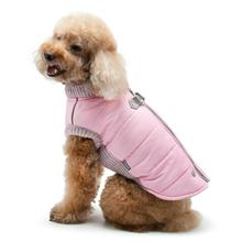 Runner Dog Coat by Dogo - Pink