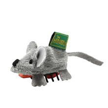 Hunter Running Mouse Cat Toy - Grey