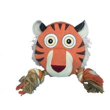 Safari Rope Dog Toy - Tiger