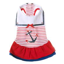 Pooch Outfitters Sailor Dog Day Dress