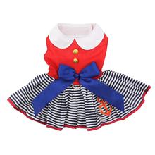 Sailor Girl Dog Harness Dress by Doggie Design