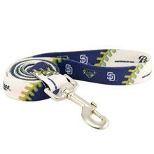 San Diego Padres Baseball Printed Dog Leash