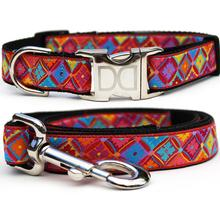 Bali Breeze Dog Collar and Leash Set by Diva Dog